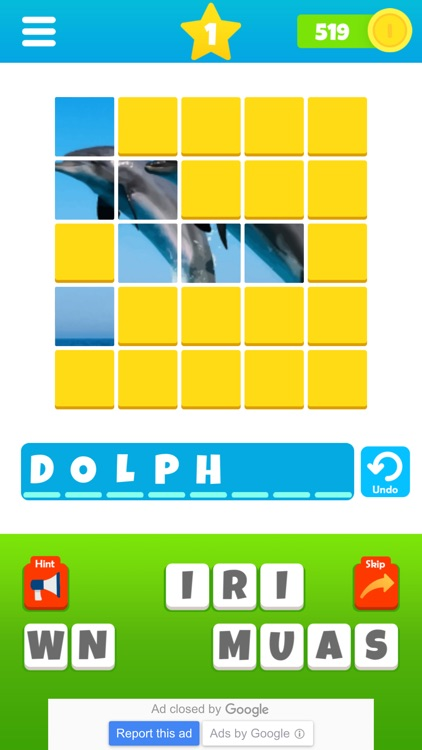 Flip the Pictures - Puzzle games guess the word screenshot-3