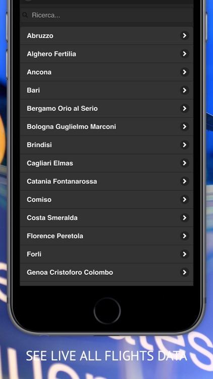 Air IT Free : Live flight Status & Radar screenshot-3