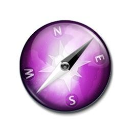 紫微指南针 - 在现实世界中显示方向 - AR指南针