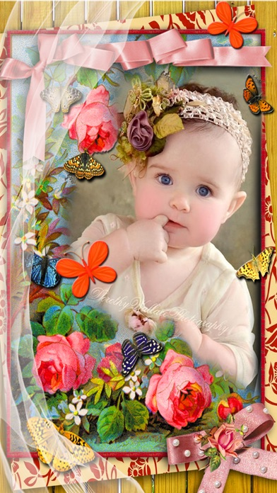 Sweet Photo Frames Hoarding app image