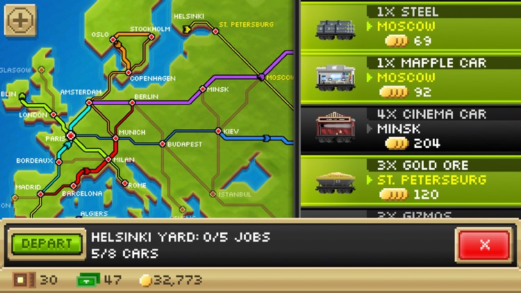 Pocket Trains screenshot-1