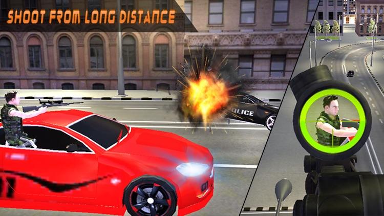 Commando Sniper Assassin Shooter - Kill Terrorist screenshot-3