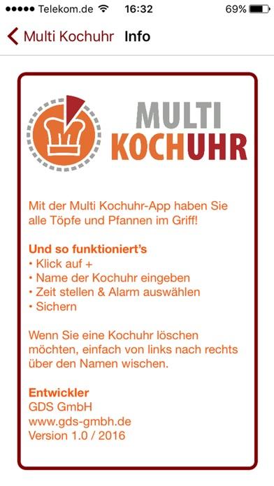 点击获取Koch Uhr