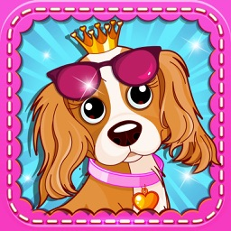 Little Girl Pet Fashion HD! Dress-Up Spa & Salon