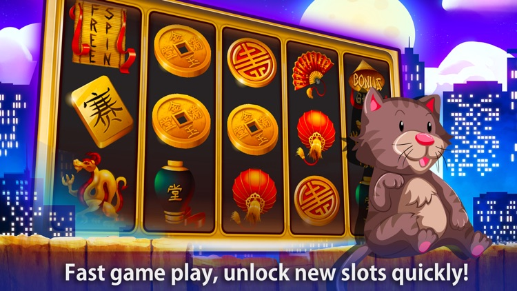 Slot Machine Games - Pretty Kitty screenshot-4
