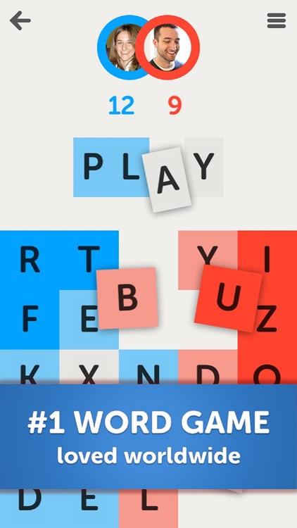 Letterpress – Word Game screenshot-0