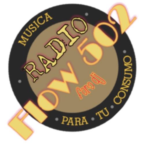 Flow 502 Radio