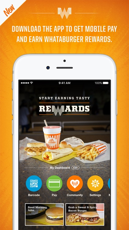 Whataburger screenshot-0