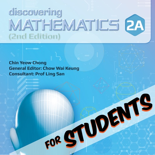 Discovering Mathematics 2A (Express) for Student