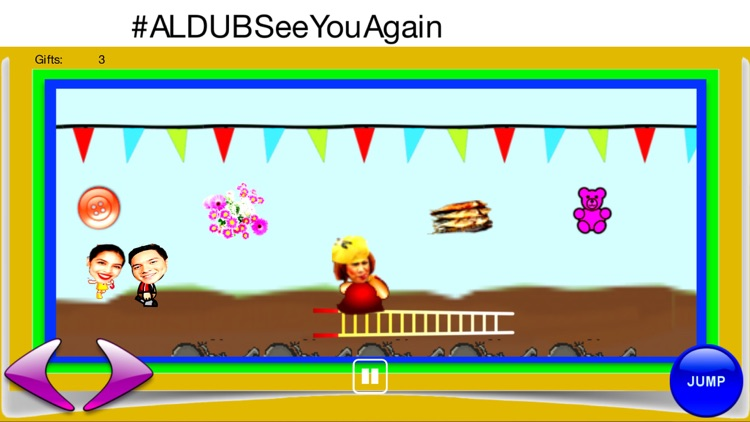 ALDUB Run - ALDUB Game screenshot-4