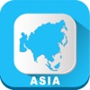 Asia Travel - Map Navigation & Transport