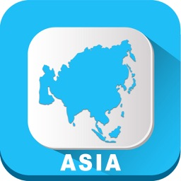 Asia Travel - Map Navigation & Transport