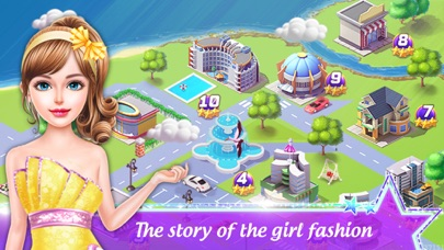 Girls Party Story screenshot one