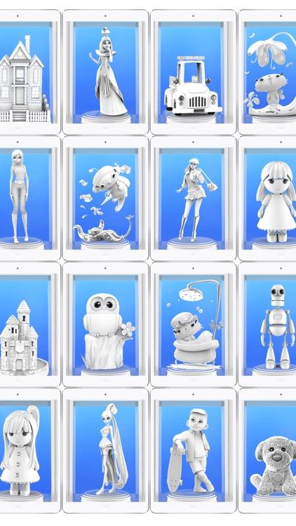 ColorMinis Kids screenshot-4
