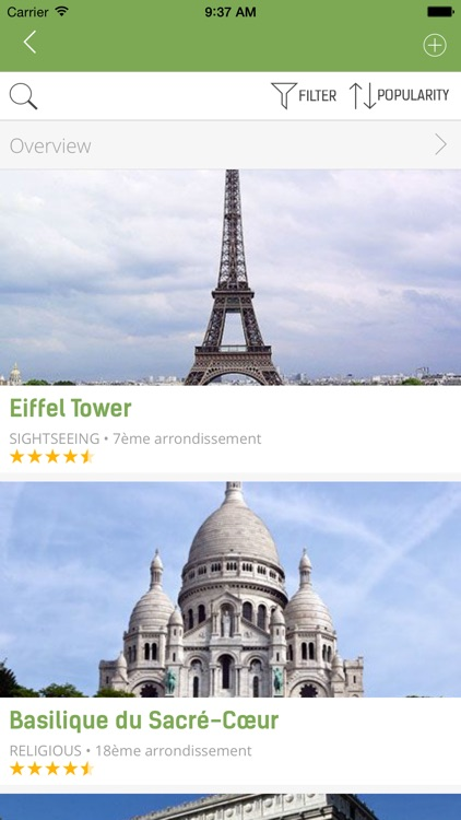 Paris Travel Guide (with Offline Maps) - mTrip screenshot-3