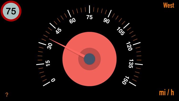 Speedometer - HUD
