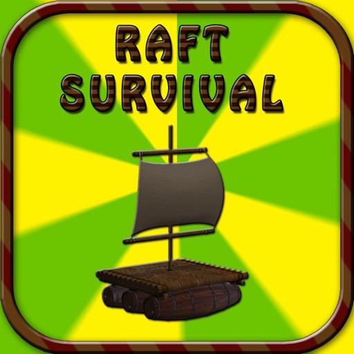 Epic Raft Survival - Catching fish Simulator 2017 application logo