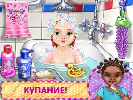 Игра Ухаживай за малышкой – Веселые игры с малышами