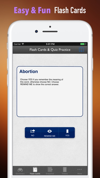 Obstetrics Glossary-Study Guide and Terminology screenshot-4
