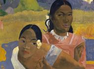 Paul Gauguin Artworks Stickers