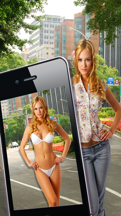 Download Sexy Booth FREE makes you hot for Android