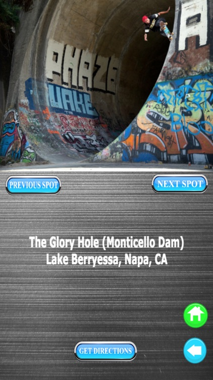 California Skate Spots screenshot-1