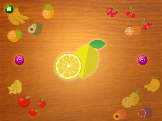 My Emma Fruit Puzzle Mania - Emma Games Free screenshot 8