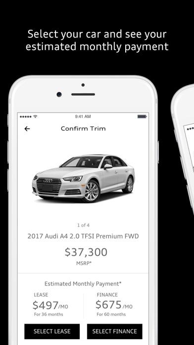 Audi Financial App Price Drops - Audi finance