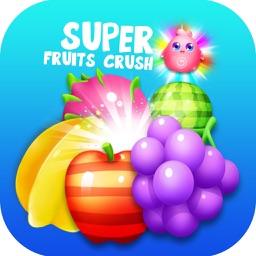 Super Fruit Heroes Crush