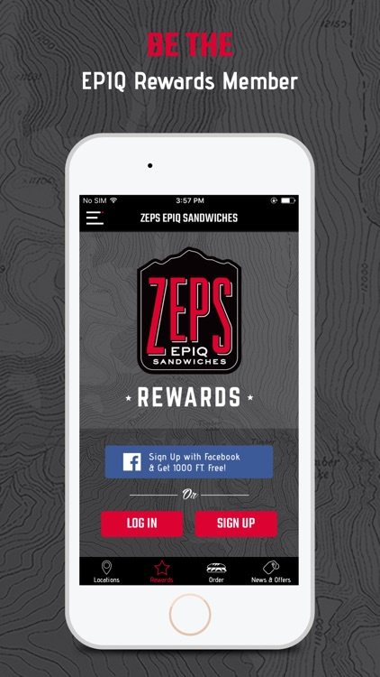 ZEPS EPIQ REWARDS