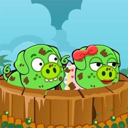 捣蛋猪爱洗澡-捣蛋小猪猪游戏