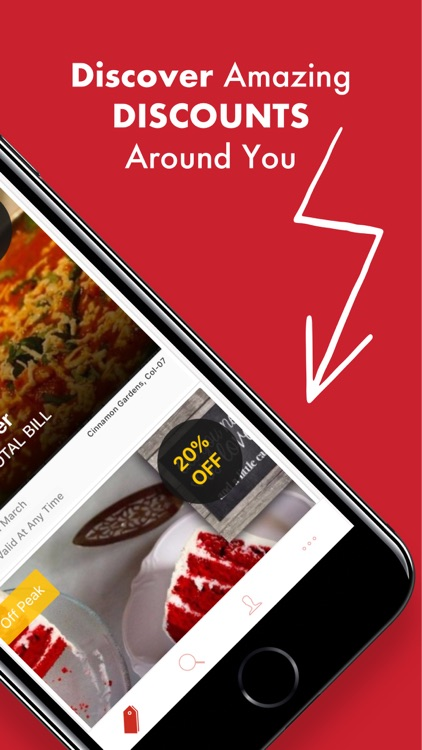 Grubz -Discover Food & Drinks Discounts Around You