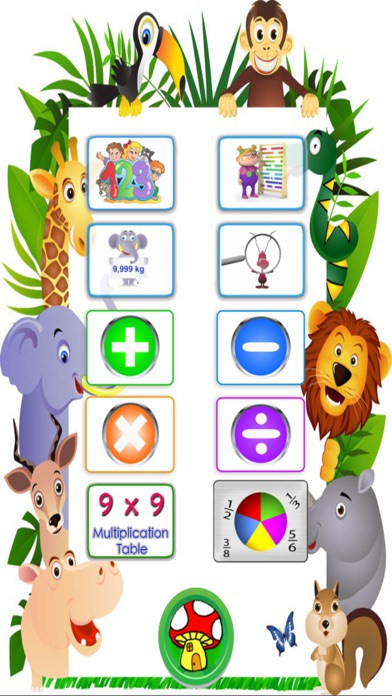 Maths Bee For Kids FREE screenshot two