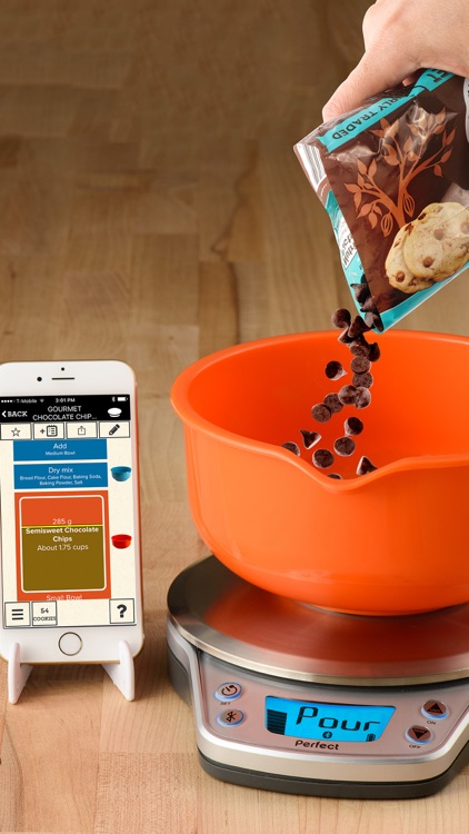 Perfect Bake: Interactive Recipe App