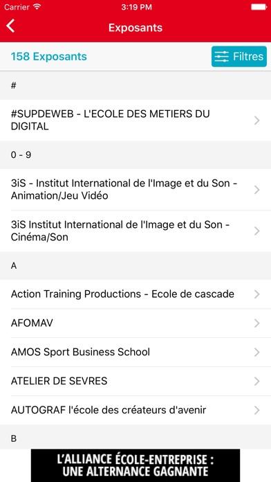 download Salons de l'Etudiant: orientation, études, métiers apps 0