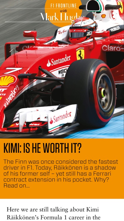 Motor Sport magazine – motorsport news & insight screenshot-3