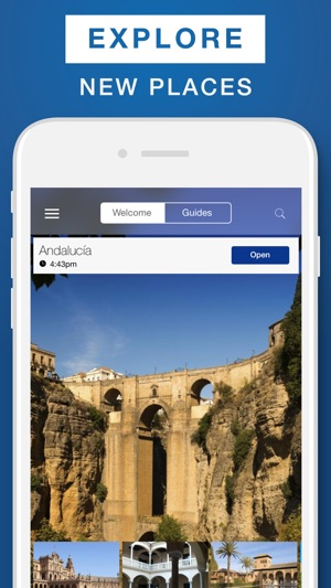 Andalusia Travel Guide Offline Map on the App Store