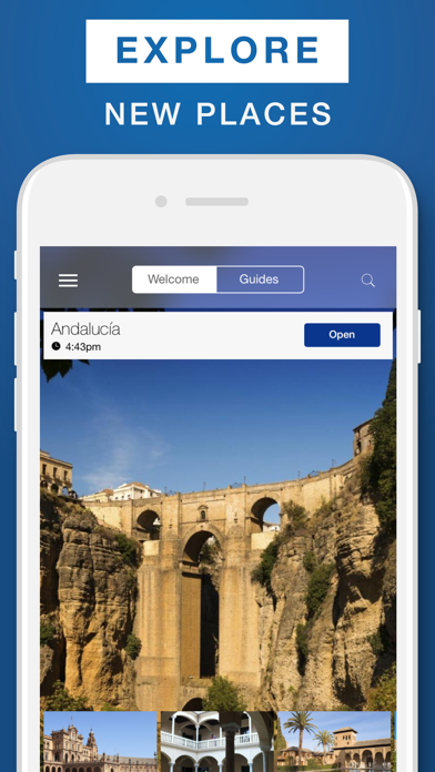 Andalusia - Travel Guide & Offline Map