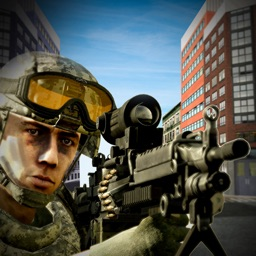 Army Sniper Shooter- One Many Army Combat Mission