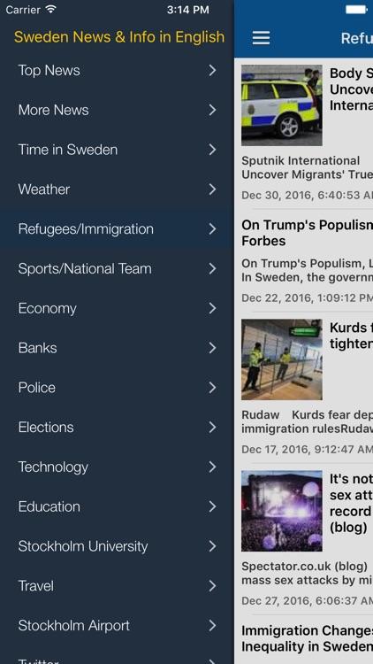 Sweden News & Swedish Info in English Free