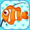 鸡钓游戏 : 鱼 狩猎 游戏 为了娱乐 为孩子