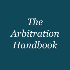 The Arbitration Handbook by Covington