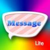 Color text message Lite