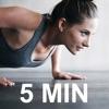 5 Min Super Plank Workout Challenge - Calisthenics - iPhoneアプリ