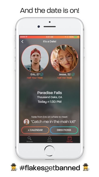 First - The First Real Dating App screenshot-3