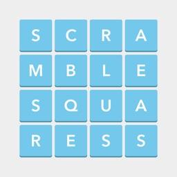 Scramble Squares - Magic Word Square Puzzle Game