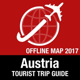 Austria Tourist Guide + Offline Map