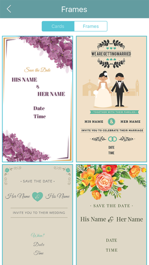 Wedding Invitation Card Maker On The App Store