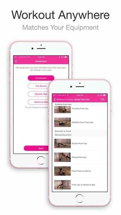 Jillian Michaels – Training and Meal Plans screenshot-4
