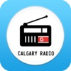 Calgary Radios - Top Stations Music Player FM / AM